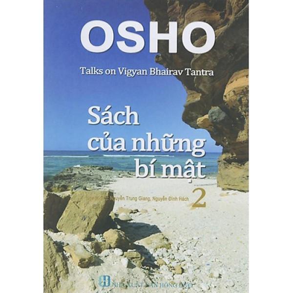 OSHO - Sách Của Những Bí Mật - Tập 2