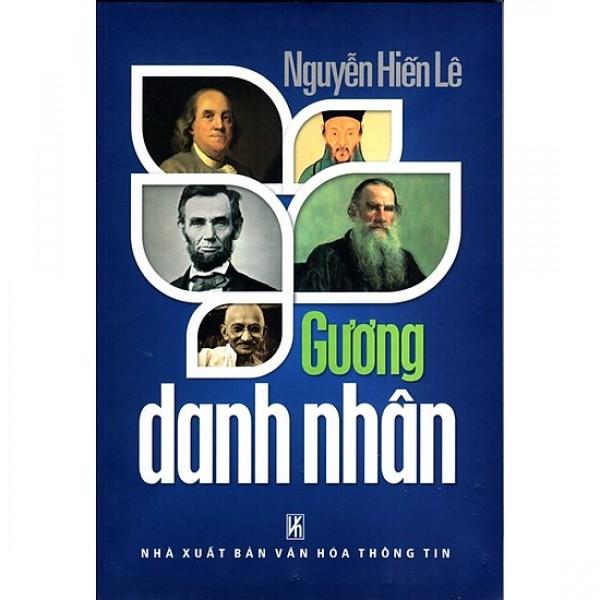 Gương danh nhân - Nguyễn Hiến Lê